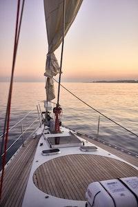 Sailing at Puente Romano